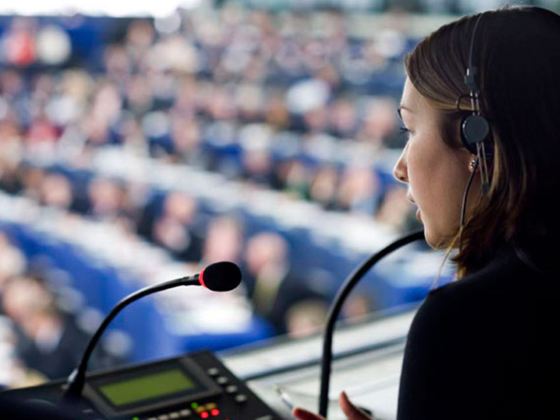 Streaming live en multi-langues